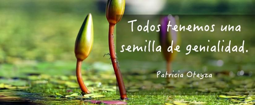 Efecto Pigmalión Patricia Oteyza
