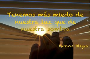Luz y sombra - Patricia Oteyza Coach Personal